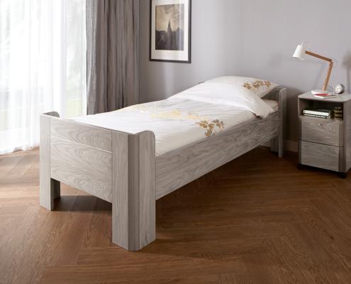 Bedding Comfortbed Eenpersoons Ledikant