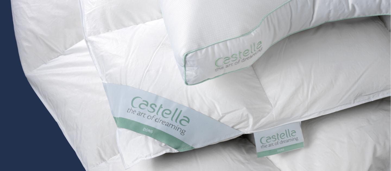 Bedding Castella Dons Dekbed Kussens