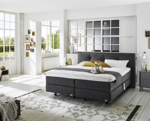 Boxspring Bedding Ede