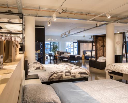 Showroom Bedding Slaapcomfort Ede