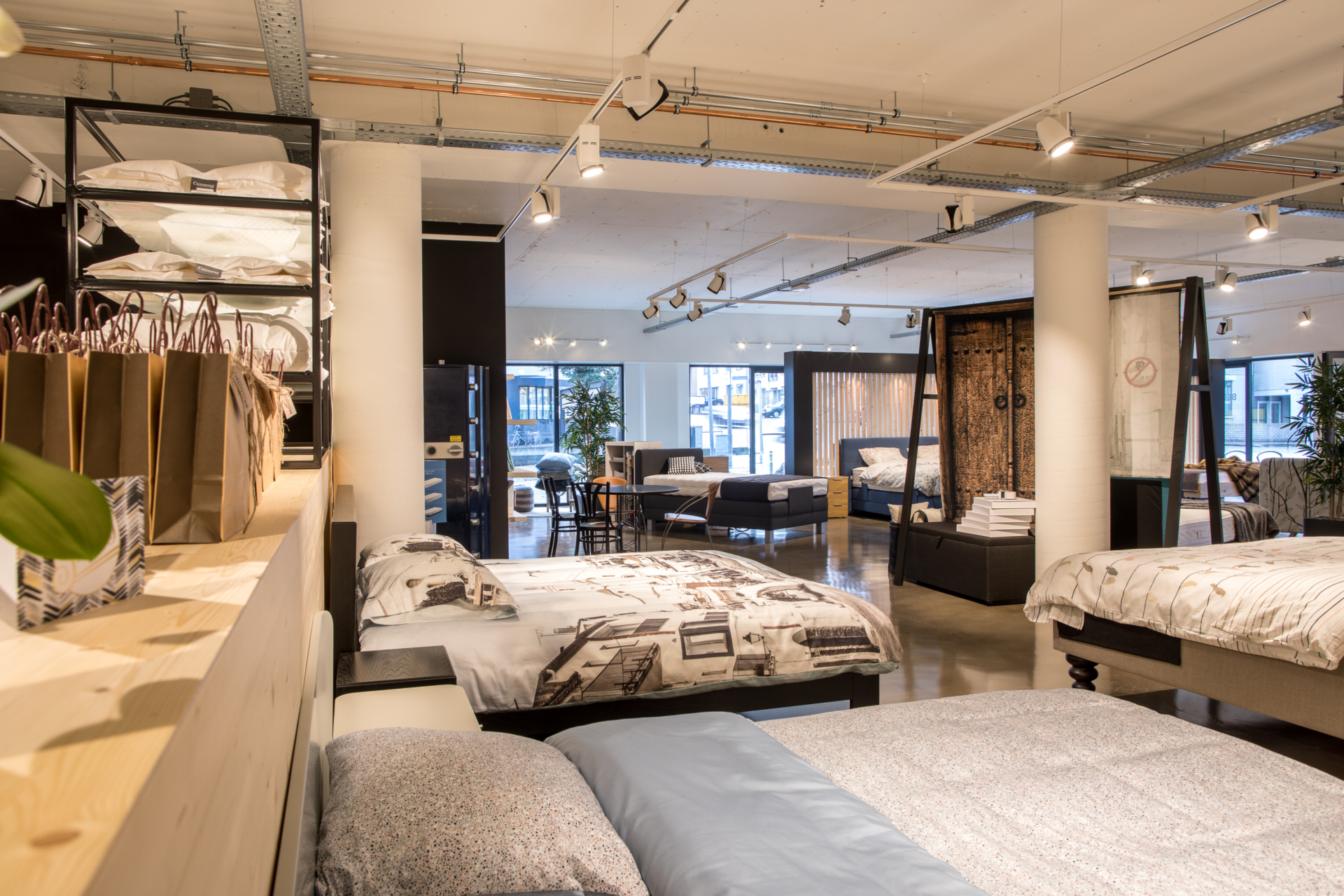 Showroom Bedding Slaapcomfort Ede