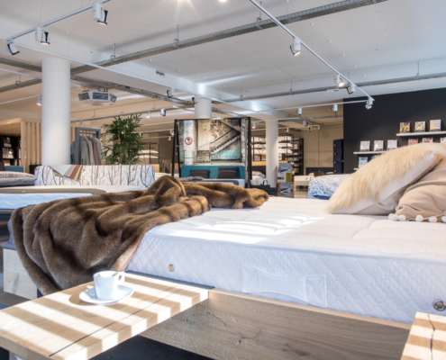 Bedding Slaapcomfort Showroom Ede
