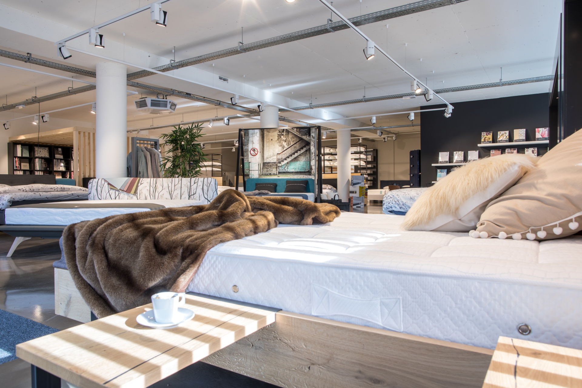 Bedding Slaapcomfort Showroom Ede