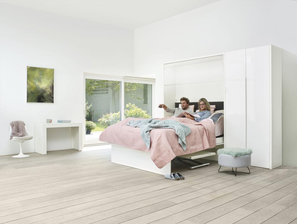Inrichting voor kleine slaapkamer