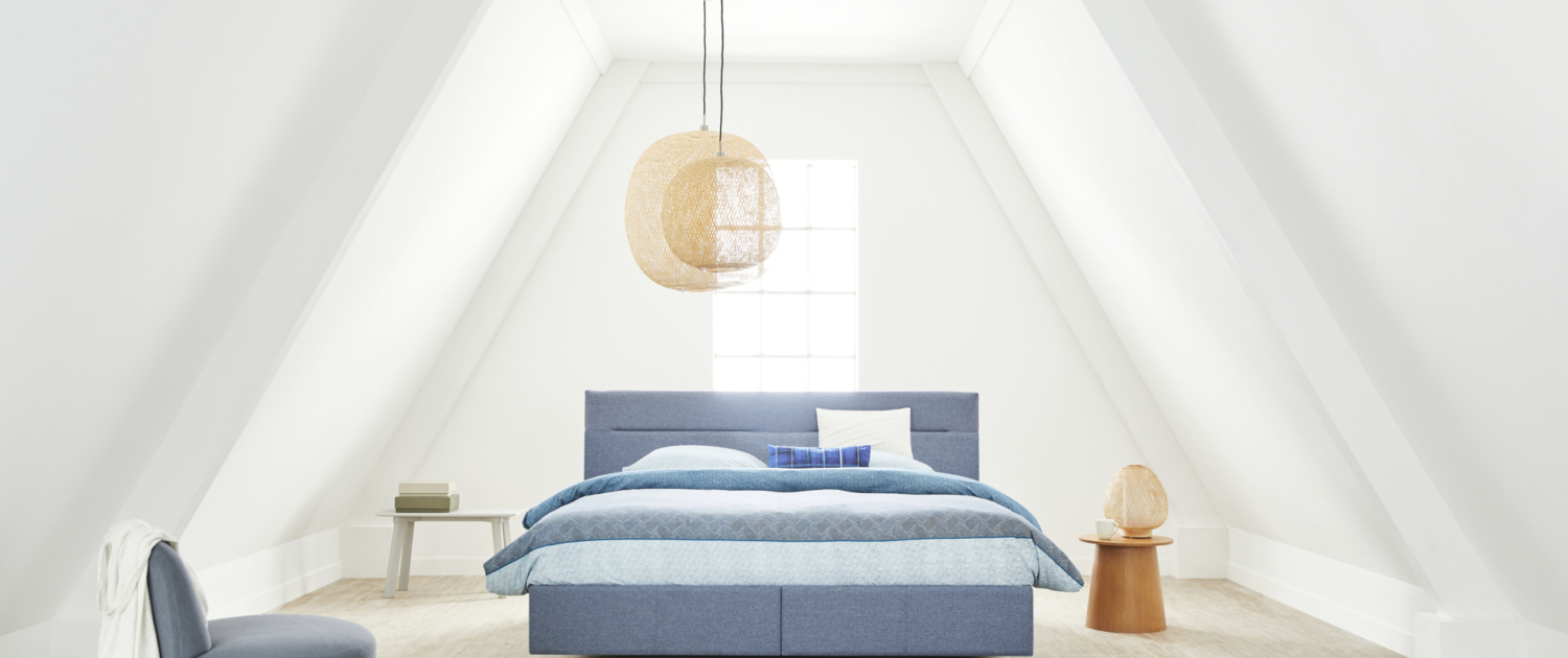 Tempur Relax bed boxspring