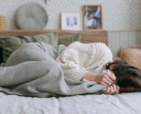 slaapproblemen door PTSS